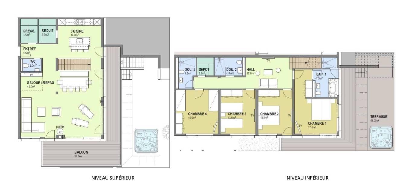 Appartement no.19 Rahas II
